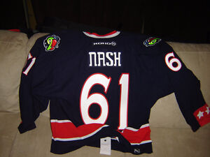 Autographed, game issued pro/semi-pro hockey jerseys for sale Windsor Region Ontario image 3