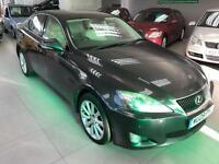2009 Lexus IS 220d 2.2TD SE-2 Keys-10 Serv Stamps-FULL MOT-1 Former K- 6 Speed