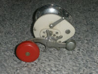 Fjord 106 reel with wire line spooled