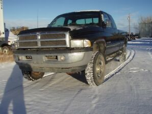 1996 Dodge Power Ram 2500 V10 Auto Longbox, 204k