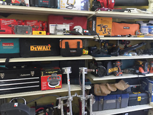 """Clearance Sale """" Rex&Co. Pawn Shop All Tools for sale 25% off"""