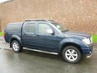 2009 Nissan NAVARA DCI TEKNA 4X4 DCB PICKUP Manual PICK UP