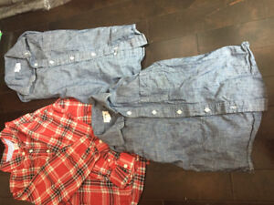 Lot of boys' clothes - GAP, Old Navy, Mexx, 77 Kids Size 7/8