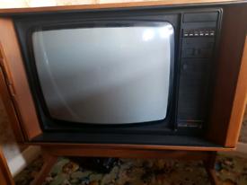 Antique TV *with all original documents*