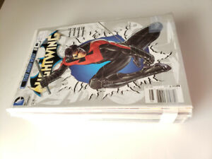 Complete Nightwing New 52 Comic Book Set