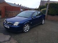2003 VAUXHALL VECTRA ACTIVE, 1 YEAR MOT, ONLY £595 NOT MONDEO PASSAT LEON 307
