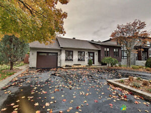 COMPLETELY RENOVATED House to Sell Sainte-Dorothée Laval