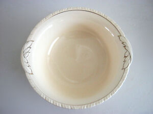Vintage 1940's Newhall Hanley serving dish