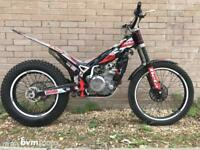 Beta Evo 300 4T 2014 Trials Bike