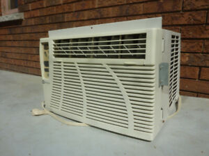 "Window air conditioners: Maytag: Width: 18.5"", Height: 12"", Dept"