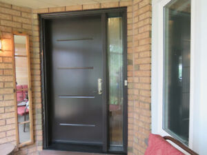 Custom made door