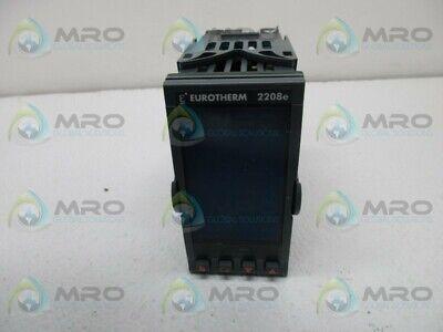 Eurotherm 2208eccvhh7xxxxrf2xxeng Temperature Controller New No Box