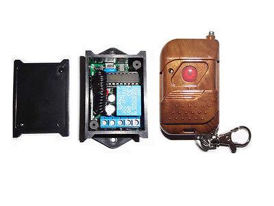 RF Radio 1CH Remote Control Switch Relay on/off Light LED DC9V/12V/24V 315Mhz
