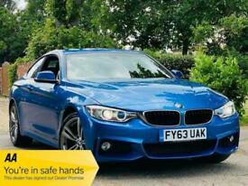image for 2013 BMW 4 Series 2.0 420d M Sport xDrive 2dr Coupe Diesel Manual