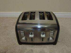 Black and Decker Dual Toaster