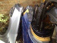 Corsa c 2005 drivers wing in ultra blue z21 07594145438