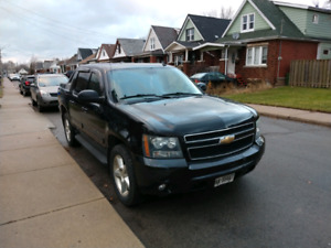 2009 LT Chevy Avalanche