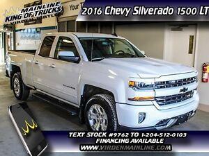 2016 Chevrolet Silverado 1500 LT  - SiriusXM - Heated Seats - $2