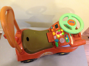 Tow-Mater Ride on Toy (Mater from Cars)