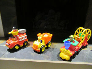 Fisher Price Sets (Little People)