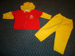 Size 18 Months Wonderful World of Disney Winnie The Pooh Outfit
