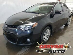 Toyota Corolla S Cuir/Tissus A/C Bluetooth 2015