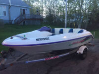 Seadoo Speester Twin Rotax Jetboat! FAST!Proffesionally Serviced