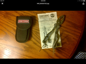 Craftsman Professional Multi Tool with Case