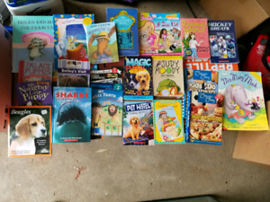 Various adult and childrens books