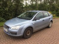 Ford Focus 1.6tdci 1 year mot only 106k miles 55plate