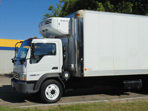2007 FORD Reefer Truck Kitchener / Waterloo Kitchener Area image 3