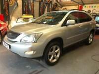 LEXUS RX 300 SE 3.0 V6 Automatic 4x4 Petrol 2004 (04)