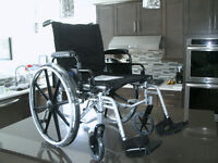 Lightweight Power Wheelchair