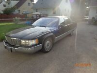 1995 Cadillac Fleetwood Brougham...PARTING OUT