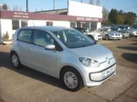 2014 VOLKSWAGEN UP 1.0 BlueMotion Tech Move Up 5dr