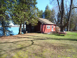 Thousand Island Waterfront Cottage Rental May - October