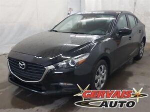 Mazda MAZDA3 GX A/C Bluetooth *Seulement 9000km* 2017