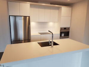 New condo for rent in Bois-Franc, Saint-Laurent