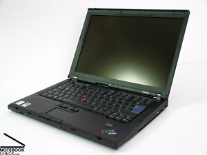 Notebook Computer - LENOVO 15.4 Inch DC 2.1GHz W10P64