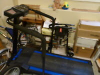 Tread Mill with Incline