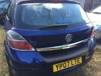 Vauxhall Astra 1.6 diesel blue colour