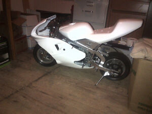 i have 3 49cc pocket bikes for sale or trade