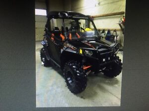 2014 800 Polaris Razor Every Upgrade Possible, Mint Condition