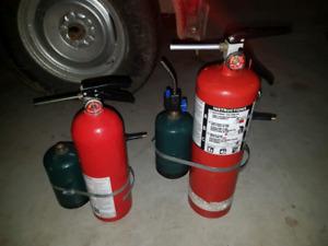 Weed/Control burn flamethrower
