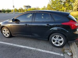 2013 Ford Focus SE Hatchback - INCLUDES MAINTENANCE PACKAGE