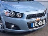 Chevrolet Aveo VCDI LTZ