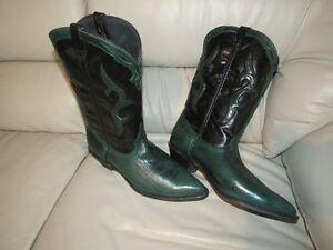 Bottes de cowboy pour femme grandeur 10