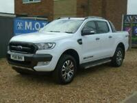 2018 Ford Ranger Pick Up Double Cab Wildtrak 3.2 TDCi 200 PICK UP Diesel Manual