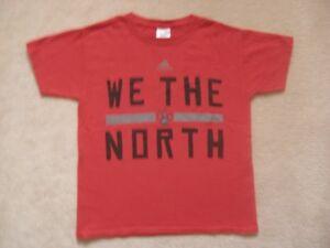 Toronto Raptors Adidas Kids T-Shirt