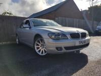2006 06 Reg BMW 730 3.0TD auto d SE Diesel 89k